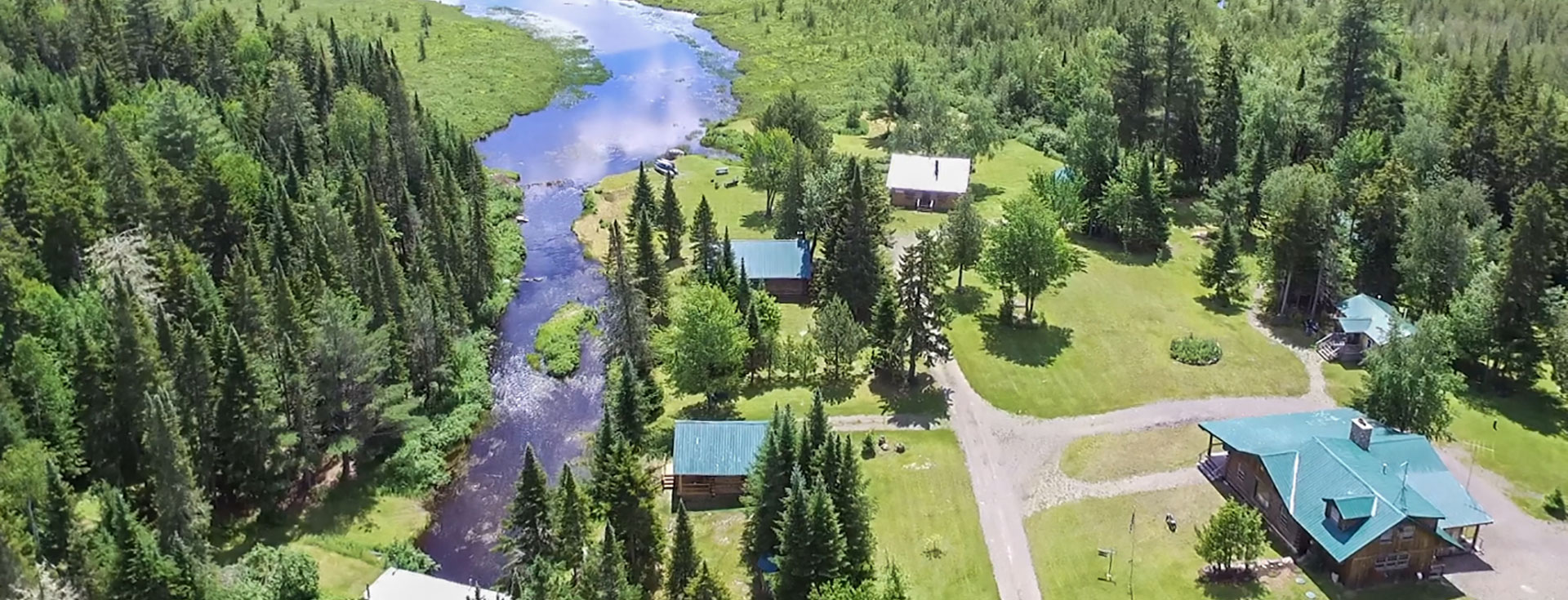 Northern Maine Cabin Rentals - Family Vacations - Hunting