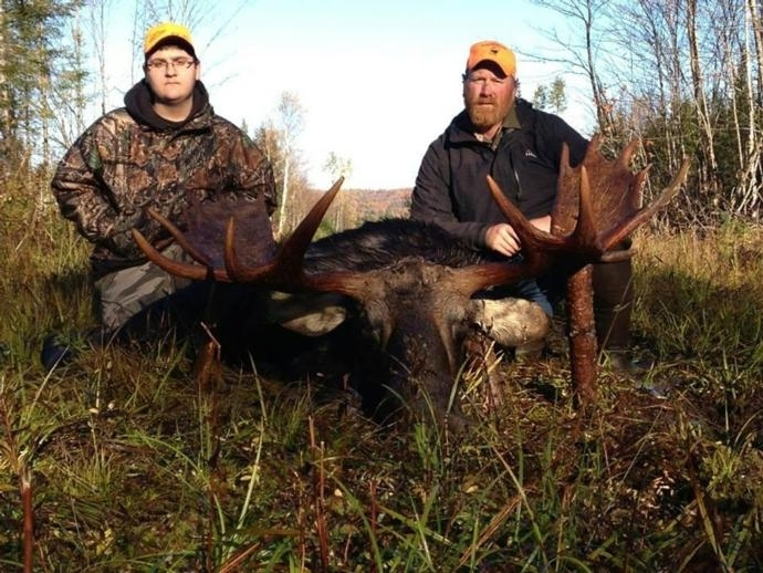 2020 Moose Hunting Packages